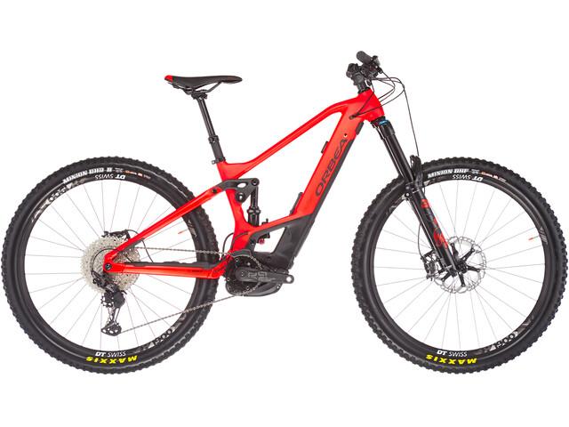 Orbea Wild FS H10 bright red/black